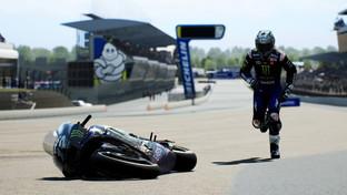 MotoGP 21, le immagini del videogioco di guida tutto italiano