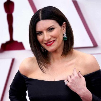 Laura Pausini, dopo la notte degli Oscar l'incontro con il Presidente Mattarella