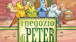 """""""Il Negozio di Peter"""", una favola dedicata ai grandi che vogliono ancora sognare"""