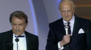 """Raimondo Vianello avrebbe compiuto 99 anni: rivediamolo ai """"Telegatti"""""""
