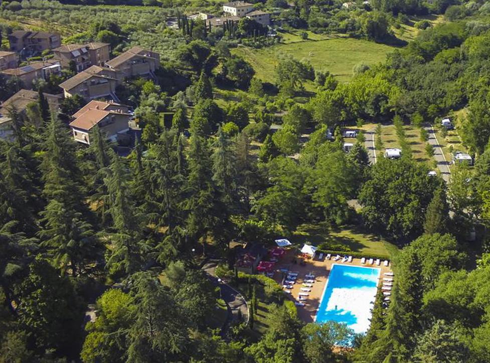 Qual è il campeggio più bello d'Italia?