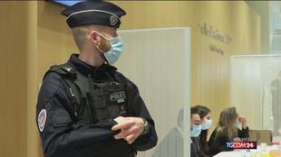 Gli ex terroristi arrestati a Parigi vanno in libertà vigilata