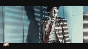Jo Squillo: La giacca di Giorgio Armani