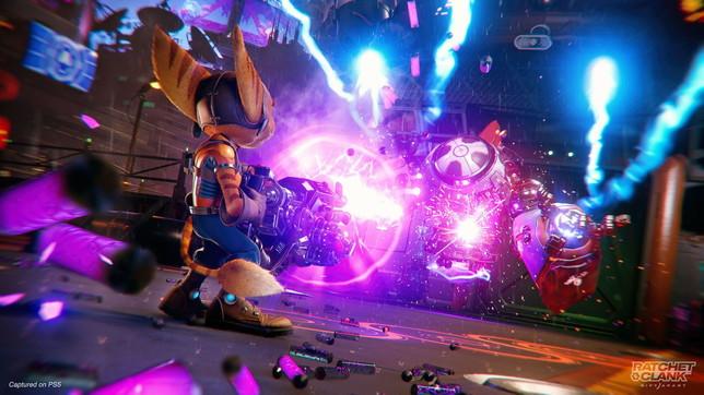 Ratchet & Clank: Rift Apart, le nuove immagini dallo State of Play di aprile