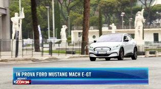 In prova la Ford Mustang Mach-E GT