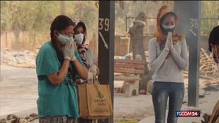 Coronavirus, arrivano gli aiuti per l'India
