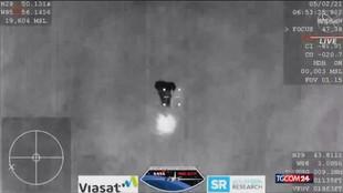 Il rientro di Space X con 4 astronauti a bordo