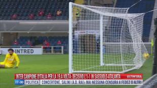 Breaking News delle 17.00   Inter campione d'Italia