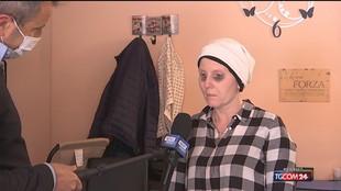 Como, la madre naturale della donna malata di cancro accetta il prelievo di sangue
