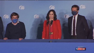 Elezioni Madrid, trionfano i Popolari