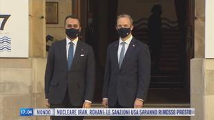 Breaking News delle 17.00 | Di Maio al G7: riapriamo in sicurezza