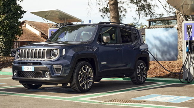 Jeep 4xe, una gamma in crescita