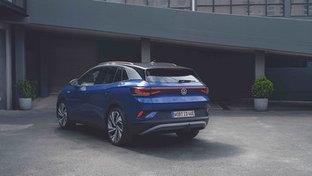 ID.4, SUV 100% elettrico con oltre 500 km di autonomia