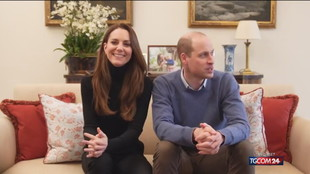 Kate e William sbarcano su Youtube