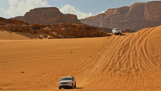 Donnavventura: Wadi Rum, il deserto rosso