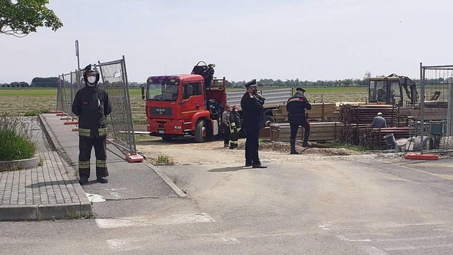 Bergamo, ennesima morte sul lavoro: operaio schiacciato in un cantiere