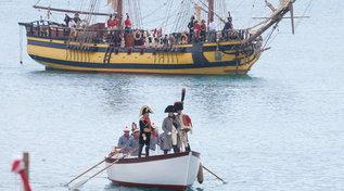 Napoleone ritorna all'Isola d'Elba