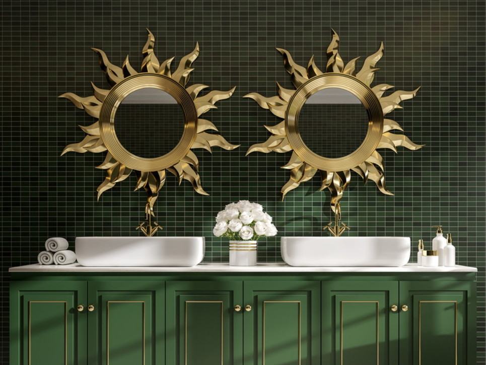 Bagni classici, le idee più eleganti per una stanza di charme
