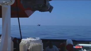 """La marina libica spara a tre pescherecci italiani:""""ferito uno dei comandanti"""