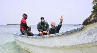 """""""Isola dei Famosi"""", Ubaldo lascia per motivi di salute"""