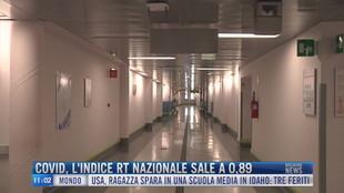 Breaking News delle 11.00 | Covid, l'indice Rt nazionale sale a 0,89