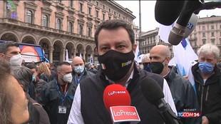 Salvini, nuovo strappo sulla giustizia