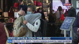 Breaking News delle 14.00 | Verso un'Italia senza zone rosse