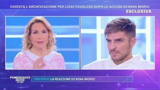 """Luigi Favoloso dopo la richiesta di archiviazione per le accuse di Nina Moric: """"Un'esperienza che non auguro a nessuno"""""""