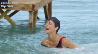 """L'Isola dei Famosi"", Isolde Kostner è la nuova Leader Salvador"