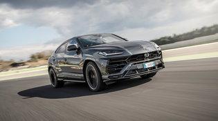 Lamborghini Urus, il Suv veloce come una supercar