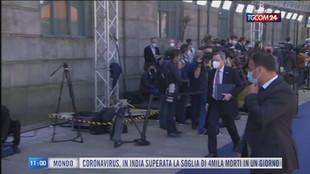 Breaking News delle 11.00 | Draghi a Oporto: ridurre le disiguaglianze