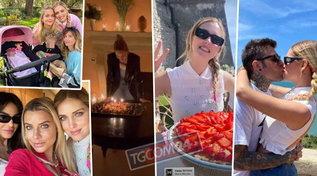 Chiara Ferragni, festa indimenticabile per i suoi 34 anni