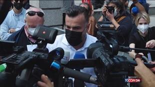 Milano, 8mila alla manifestazione pro ddl Zan