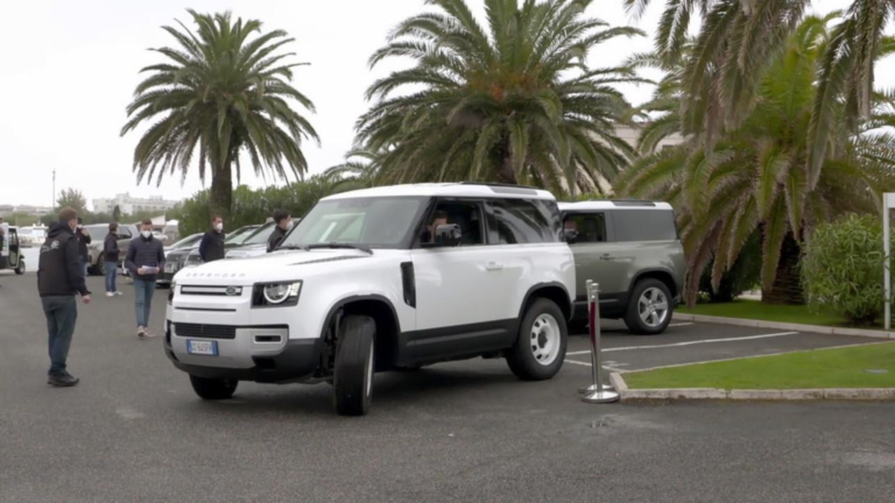 Land Rover Defender 90 D300 MHEV