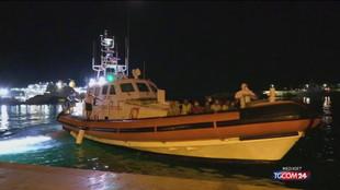 Nuovi sbarchi a Lampedusa: rischio emergenza