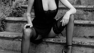 Ecco chi è Giorgia Soleri, la sexy fidanzata di Damiano dei Maneskin