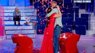 Samantha sceglie Alessio: ''Vorrei tanto tu fossi il mio fidanzato''