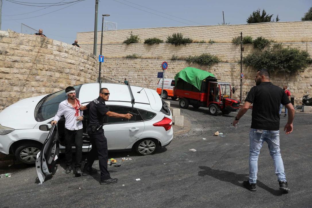 Tensioni a Gerusalemme, Israele: