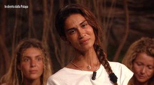 """""""L'Isola dei Famosi"""", Francesca Lodo approda su Playa Imboscadissima dopo l'eliminazione"""