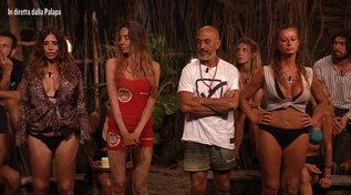 """""""L'Isola dei Famosi"""", Emanuela, Valentina, Roberto e Rosaria in nomination"""