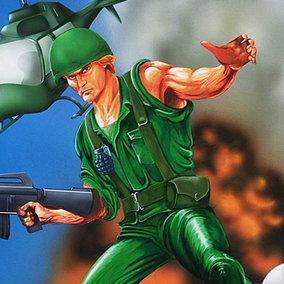 Commando: il lupo solitario delle sale giochi