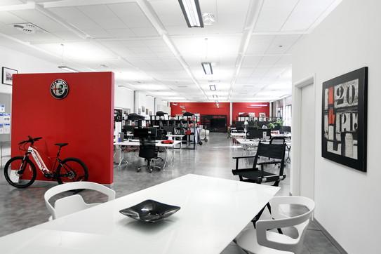 Il nuovo quartier generale Alfa Romeo