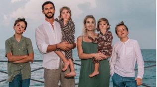 Barbara Berlusconi in dolce attesa del quinto figlio