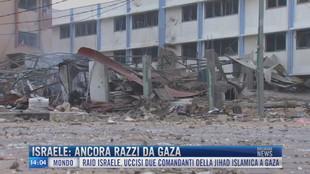Breaking News delle 14.00 | Israele: ancora razzi da Gaza