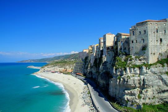 Calabria: Tropea, perla della Costa degli Dei