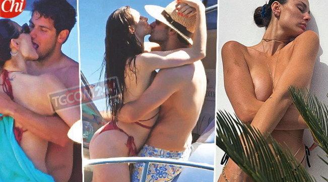 Altro che Balotelli! Dayane Mello con la nuova fiamma tra baci bollenti e topless