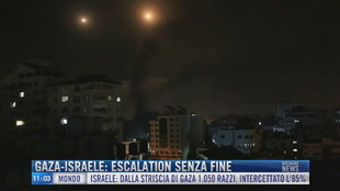 Breaking News delle 11.00 | Gaza-Israele: escalation senza fine