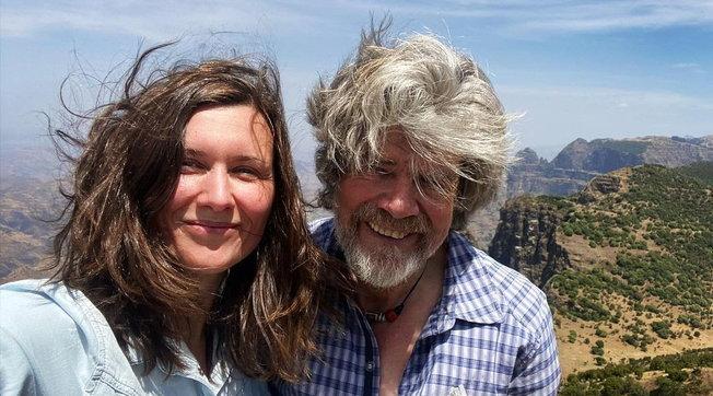 Reinhold Messner si risposa, lei ha 36 anni meno di lui
