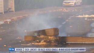 Breaking News delle 14.00 | Guerra aperta tra Israele e Hamas