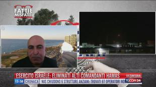 """L'ambasciatore israeliano Dror Eydar a Tgcom24: """"Chi cerca scuse per questa violenza ha un problema morale"""""""